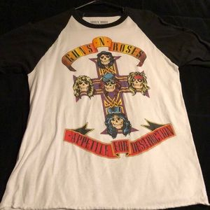 Tops - T-shirt Guns N Roses